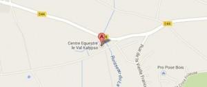 Centre Equestre du Val Kalypso-Chemin de Pontoise-95840 Bethemont la Foret