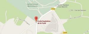 Ecole d'Equitation De La Forêt d'Andilly
