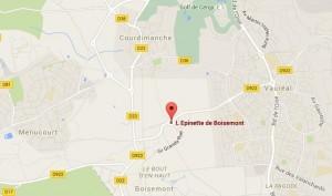 L'Epinette de Boisemont 32 Rue de Vauréal, 95000 Boisemont